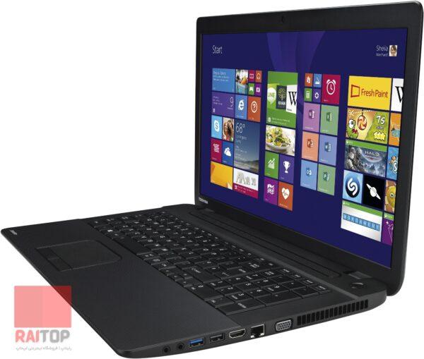 لپ تاپ استوک Toshiba مدل Satellite C70D رخ راست
