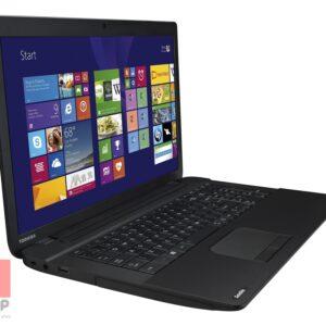 لپ تاپ استوک Toshiba مدل Satellite C70D رخ چپ