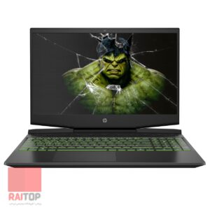 لپ تاپ اپن باکس گیمینگ HP مدل Pavilion 15-dk1035nr مقابل