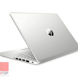 لپ تاپ اپن باکس 14 اینچی HP مدل 14s-dk0 Ryzen 5 پشت راست