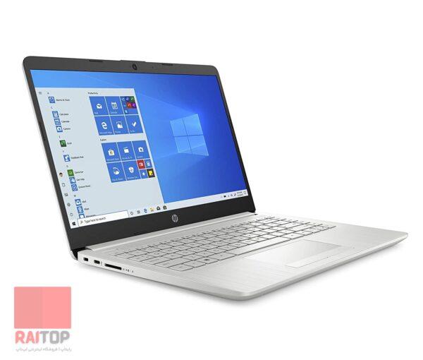 لپ تاپ اپن باکس 14 اینچی HP مدل 14s-dk0 Ryzen 5 چپ