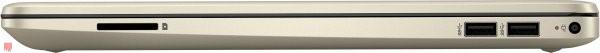 لپ تاپ اپن باکس 15 اینچی HP مدل 15-dw0004no i7 پورت های راست
