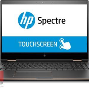 لپ تاپ اپن باکس 15 اینچی HP مدل Spectre x360 - 15-ch مقابل