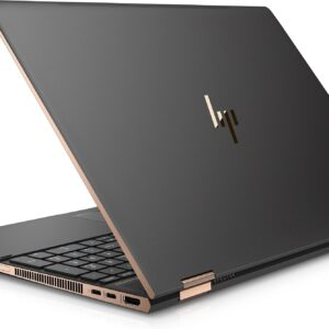 لپ تاپ اپن باکس 15 اینچی HP مدل Spectre x360 - 15-ch پشت راست