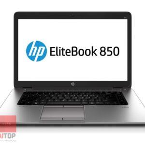 لپ تاپ اپن باکس 15 اینچی HP EliteBook 850 G1 i5 مقابل