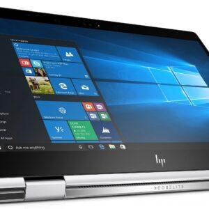 لپ تاپ اپن باکس HP مدل EliteBook x360 1020 G2 پشت
