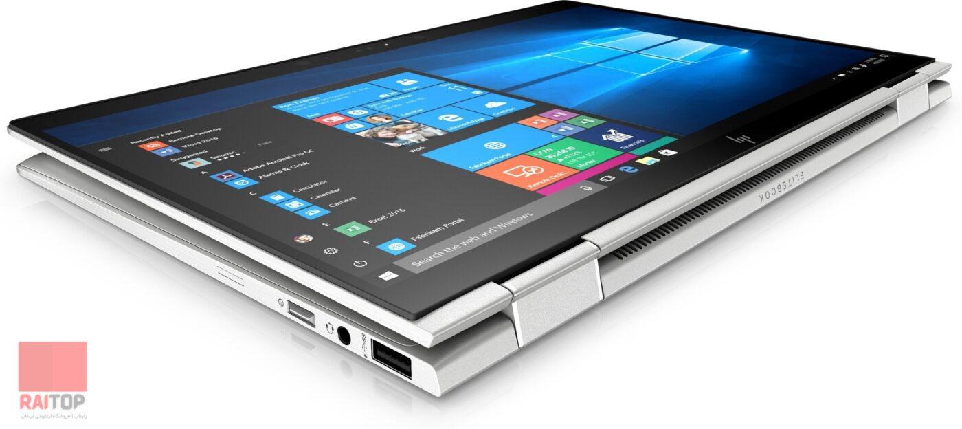 لپ تاپ اپن باکس HP مدل EliteBook x360 1030 G3 i5 تبلت