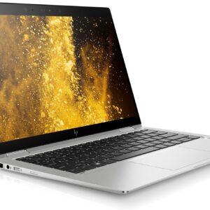 لپ تاپ اپن باکس HP مدل EliteBook x360 1030 G3 i5 رخ چپ