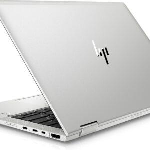لپ تاپ اپن باکس HP مدل EliteBook x360 1030 G3 i5 پشت راست