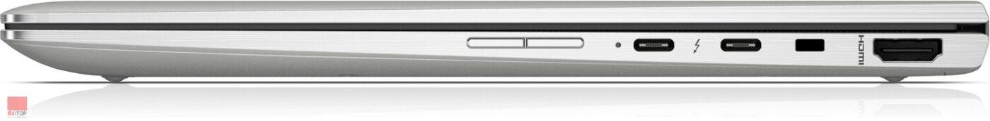لپ تاپ اپن باکس HP مدل EliteBook x360 1030 G3 i5 پورت های راست