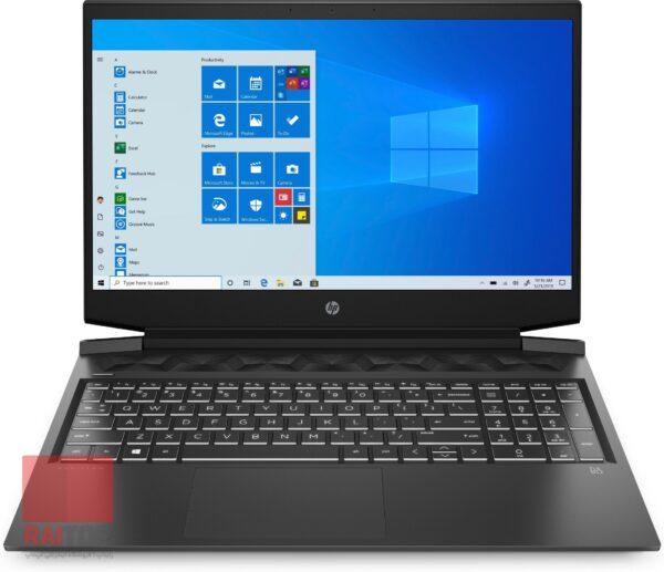 لپ تاپ گیمینگ اپن باکس HP Pavilion Gaming Laptop - 16-a0 i5 مقابل