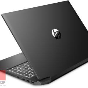 لپ تاپ گیمینگ اپن باکس HP Pavilion Gaming Laptop - 16-a0 i5 پشت راست