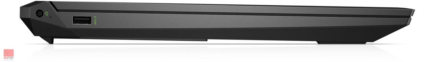 لپ تاپ گیمینگ اپن باکس HP Pavilion Gaming Laptop - 16-a0 i5 پورت های چپ