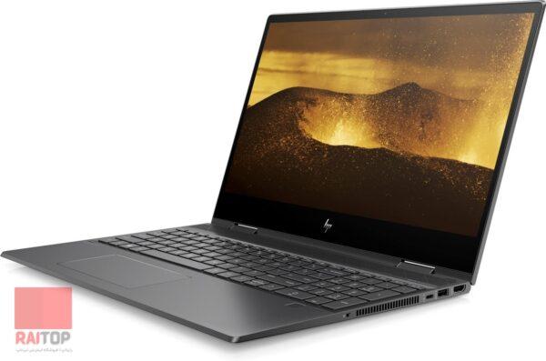 لپ تاپ 15 اینچی HP مدل ENVY x360 -15-ds رخ راست