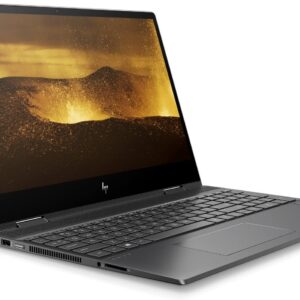 لپ تاپ 15 اینچی HP مدل ENVY x360 -15-ds رخ چپ