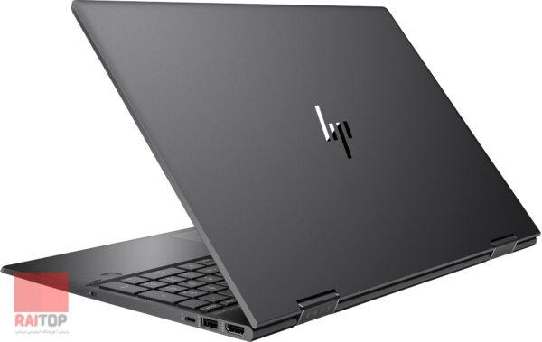 لپ تاپ 15 اینچی HP مدل ENVY x360 -15-ds پشت راست