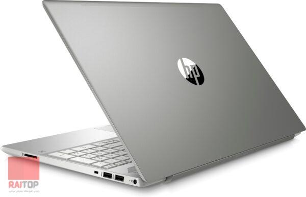 لپ تاپ 15 اینچی HP مدل Pavilion - 15-cw0014au پشت راست