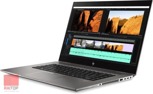 لپ تاپ 15 اینچی HP مدل ZBook 15 Studio G5 Workstation - i7 رخ راست