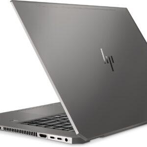 لپ تاپ 15 اینچی HP مدل ZBook 15 Studio G5 Workstation - i7 پشت راست ۱
