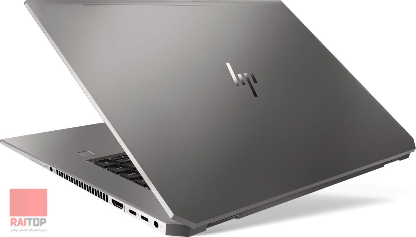 لپ تاپ 15 اینچی HP مدل ZBook 15 Studio G5 Workstation - i7 پشت راست