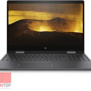 لپ تاپ 15.6 اینچی HP مدل ENVY x360 - 15-bq003au AMD A12 مقابل