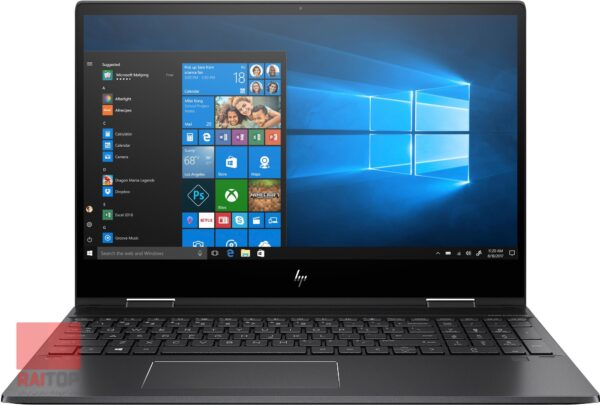 مقابل لپ تاپ 15 اینچی HP مدل ENVY x360 -15-ds