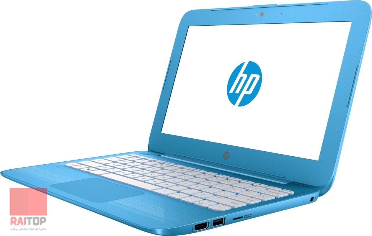 مینی لپ تاپ 11.6 اینچی HP مدل Stream - 11-y0 رخ راست