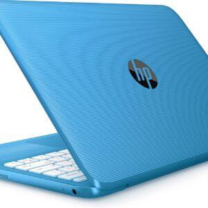 مینی لپ تاپ 11.6 اینچی HP مدل Stream - 11-y0 پشت راست