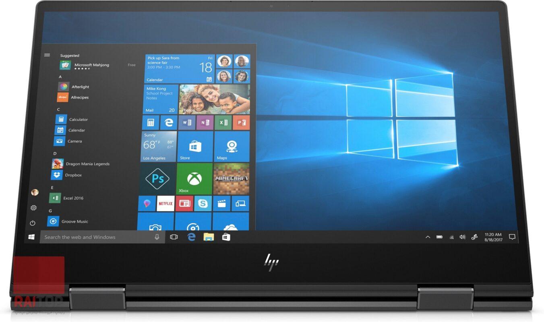 نمایشگر لپ تاپ 15 اینچی HP مدل ENVY x360 -15-ds